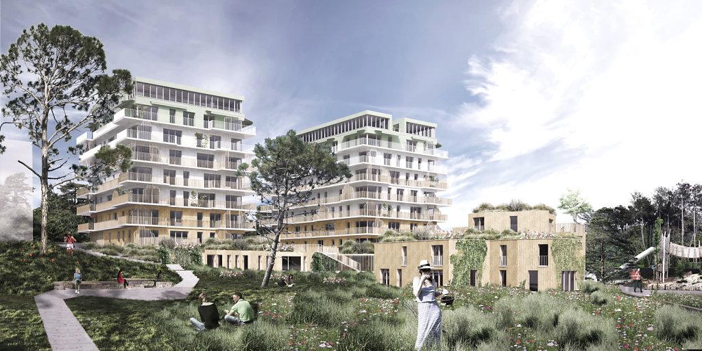 BAGUATELLE/ Guinée*Potin  Architectes//2015